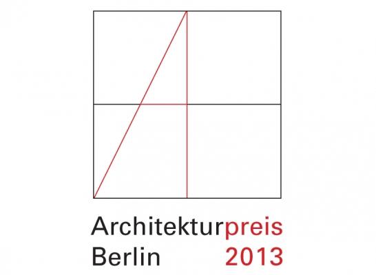 Architekturpreis Berlin Publikumspreis 2013